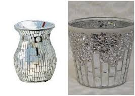 Mosiac Vase Best Metal And Mirrored Vases For Sale Online Floret Cadet