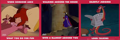Memes Disney - 15 disney memes that every introvert can relate to oh my disney
