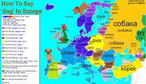 how do you say map in some etymological maps of europe album on imgur