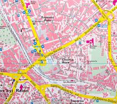 termina map city map of kiev freytag berndt mapscompany
