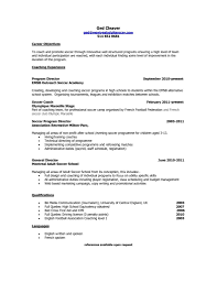 Job Coach Resume Health And Wellness Coach Resume Sample Job And Resume Template