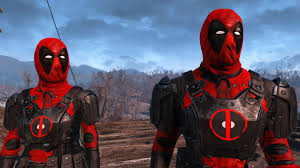 terraria halloween costumes standalone deadpool at fallout 4 nexus mods and community