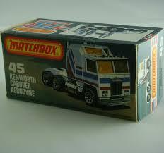 kenworth cabover models matchbox superfast no 45c kenworth cabover diecastinvestor