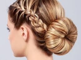 hairstyles using a bun donut 7 stunning french braided buns for women hairstylec