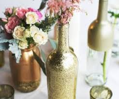 Vases For Flowers Wedding Centerpieces 24 Stunning Wine Bottle Centerpieces You Never Thought Could
