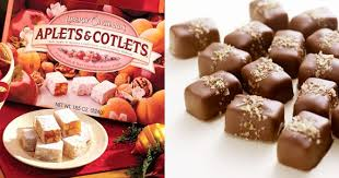 aplets and cotlets where to buy neither cat poo nor sugar goo food drink the