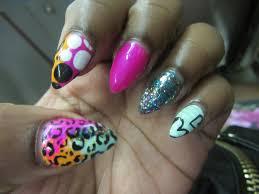 trendy stiletto nails designs latest nail design ideas
