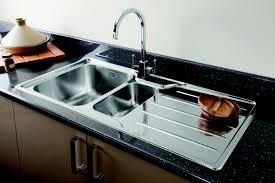 interior interesting kitchen design with simple franke sinks