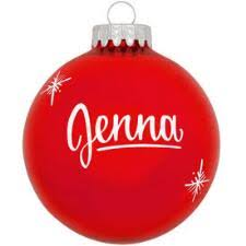 beautiful painted personalized ornaments bronner s