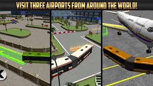 3d bus parking simulator game monster truck driving test