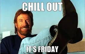 Chill Out Meme - chill out it s friday meme photo golfian com