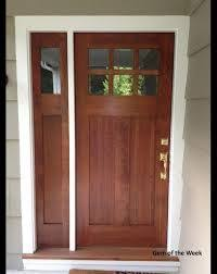 front doors with side lights classic front door with one panel sidelight 1 4 front doors and