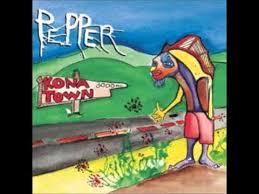 town photo albums pepper kona town album