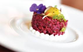 tartare cuisine crimson beet tartare great taste recipes
