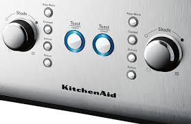 Kitchenaid 4 Slice Toaster Red Kitchenaid 4 Slice Toaster Empire Red Toasters Small Kitchen