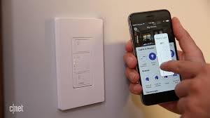 Best Smart Home Device Lutron Caseta In Wall Wireless Smart Lighting Kit Review Cnet
