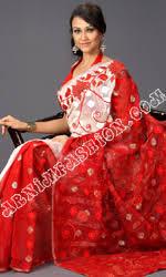 bangladeshi jamdani saree online white jamdani bangladeshi white jamdani arnimgift