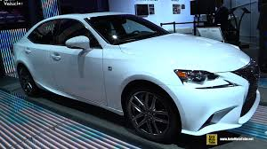 youtube lexus is f sport 2015 lexus is250 f sport exterior and interior walkaround 2014