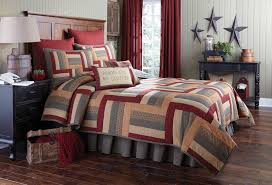 Country And Primitive Bedding Quilts Hearth And Home Quilted - Park designs home decor