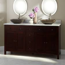 60 Inch Double Sink Bathroom Vanities by Bathroom Gorgeous Black Double Sink Bathroom Vanity Set With Twin
