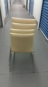 Bedroom Furniture Manufacturers Nottingham Secondhand Hotel Furniture Restaurant Chairs 6x Pedrali Chrome
