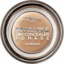 Pomade Kw l oreal infaillible 24h pomade concealer 02 medium price in