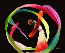 ribbon dancer ribbon dancer