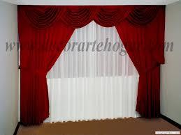 cenefas de tela para cortinas cortinas per禳 fotos de cortinas cortinas modernas 眇qu礬 cortina