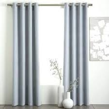 Light Silver Curtains Blue And Grey Curtains Teawing Co