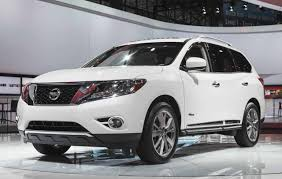 white nissan 2016 2016 nissan pathfinder sl white color at nuevofence com