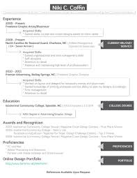 Sample Freelance Resume by Graphic Design Freelance Resume Free Resume Example And Writing