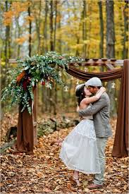 michigan fall favorites wedding inspiration arch wedding and