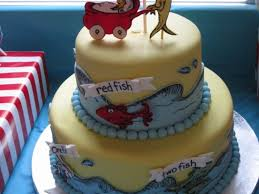 my daughters dr seuss themed baby shower cake cakecentral com