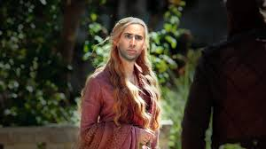 Cersei Lannister Meme - cersei lannister nic cage as everyone know your meme