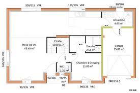 plan maison rdc 3 chambres amazing plan de maison 150m2 5 plan maison rdc 3 chambres get