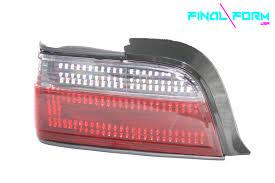 how to make custom led tail lights rize japan bmw e36 coupe led tail lights final form usa