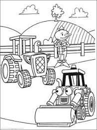 coloring pages bob builder free printable coloring pages