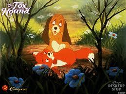 fox hound wallpaper wallpapersafari