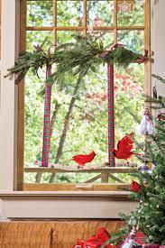 100 fresh christmas decorating ideas southern living christmas decorating ideas cardinal window