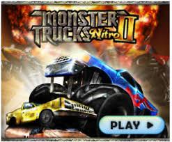 miniclip monster truck nitro 2 racing games free online games