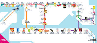 Mtr Map Backward U0027 Hong Kong Could Lose Its Shopping Paradise Status Says