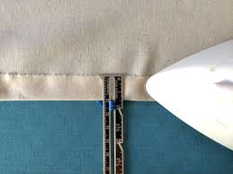 How To Sew A Curtain Learn How To Sew Lined Curtains Step By Step On Craftsy