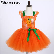 Pumpkin Princess Halloween Costume Popular Pumpkin Princess Costume Buy Cheap Pumpkin Princess