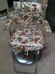 salon chair covers my diy salon chair fix i 3 hair salons salon