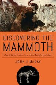 traveling discovering woolly mammoth