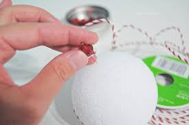 handmade braided trim ornament diy the ornament