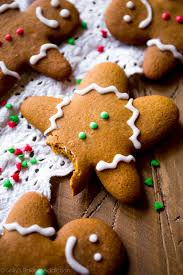 easy thanksgiving cookies my favorite gingerbread men recipe sallys baking addiction