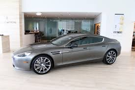 2017 Aston Martin Rapide S Stock 7nf05948 For Sale Near Vienna