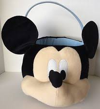 mickey mouse easter baskets mickey mouse basket ebay