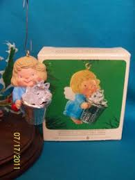 heavenly dreamer 1986 hallmark ornament heaven dreaming